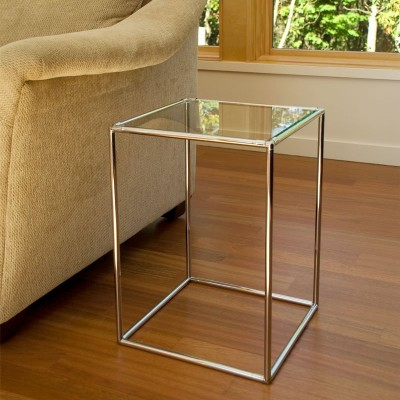 Chrome Bunch Table