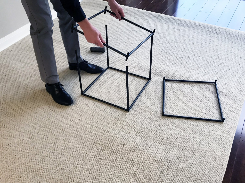 Assembling Abstracta